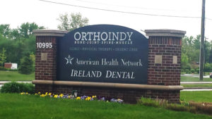 IrelandDental_StreetSign