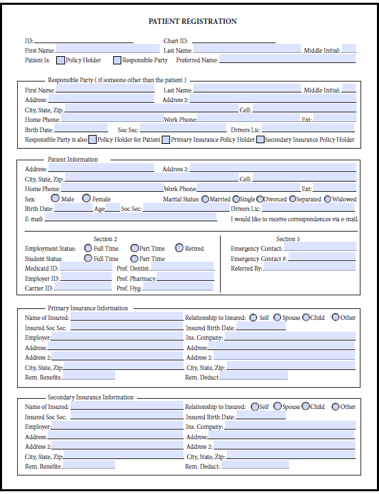 PatientRegistration Image